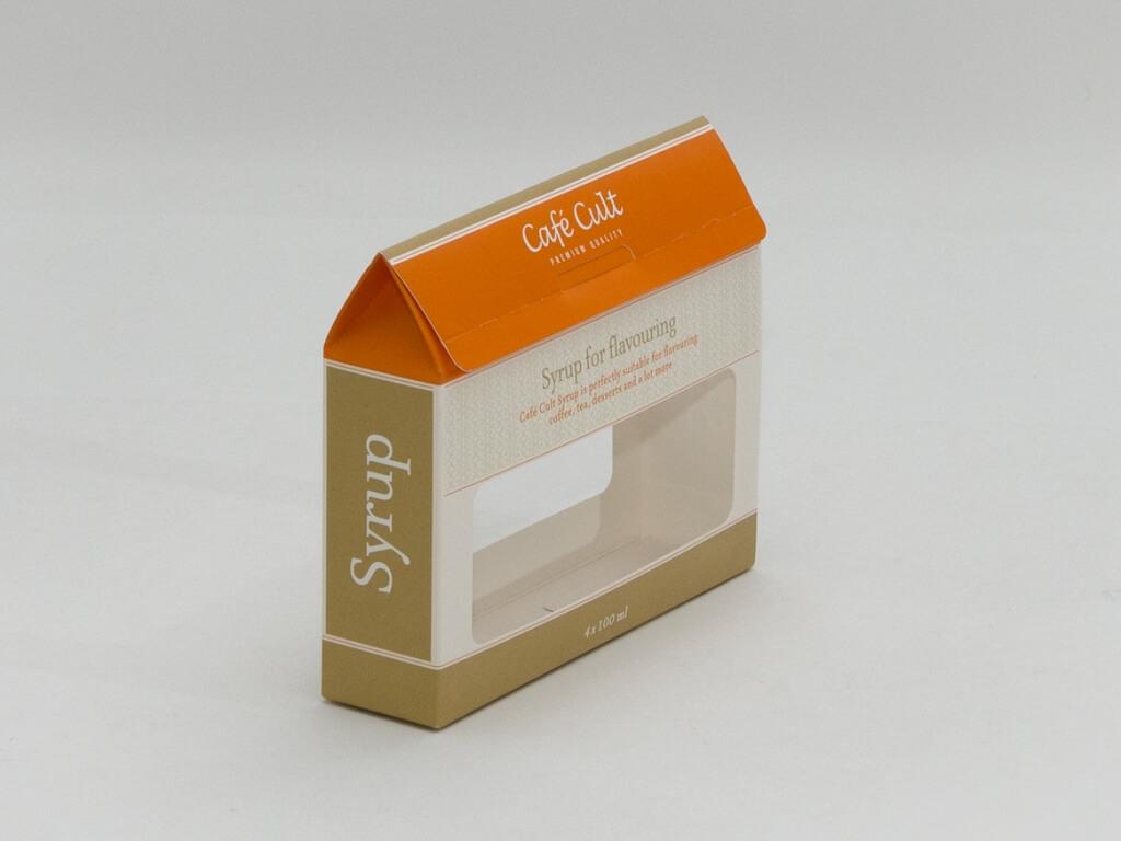 Designer Schachtel Beispiel
