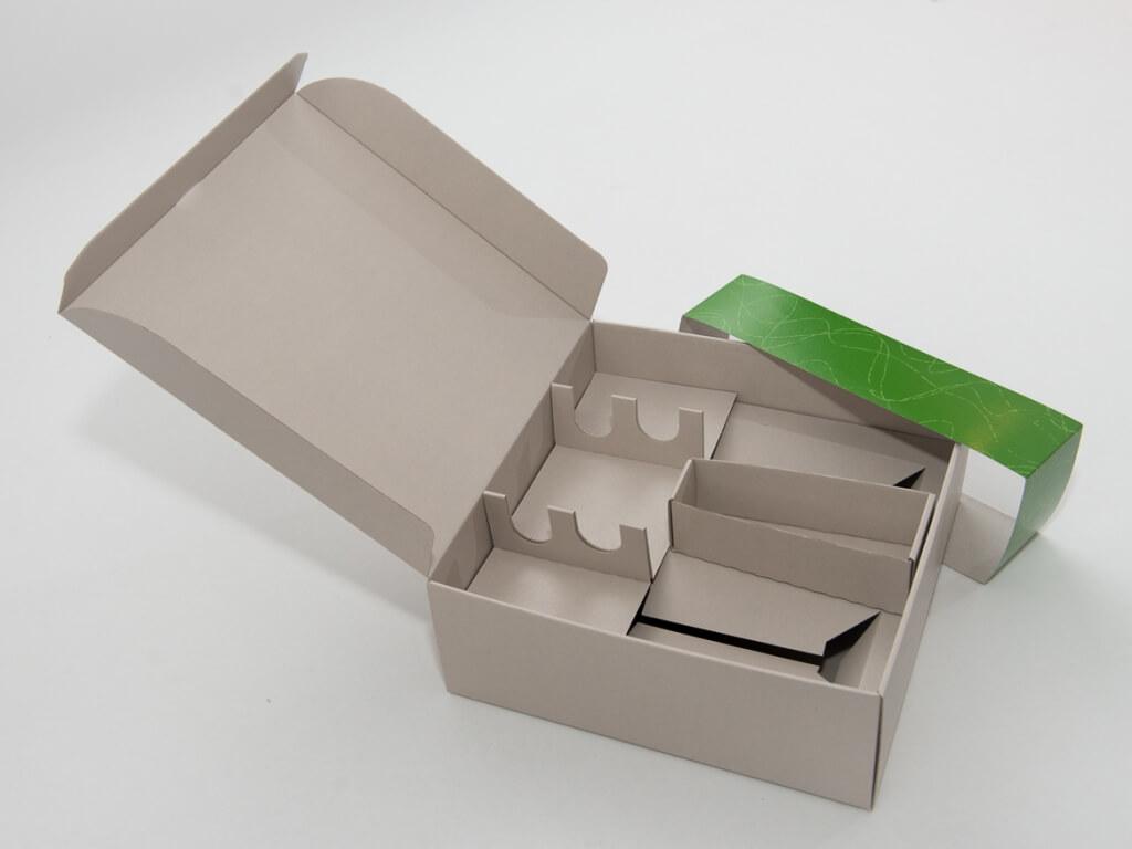 Individuelle Verpackung Beispiel