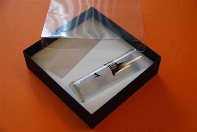 Originelle Geschenkverpackung für Parfum bestellen