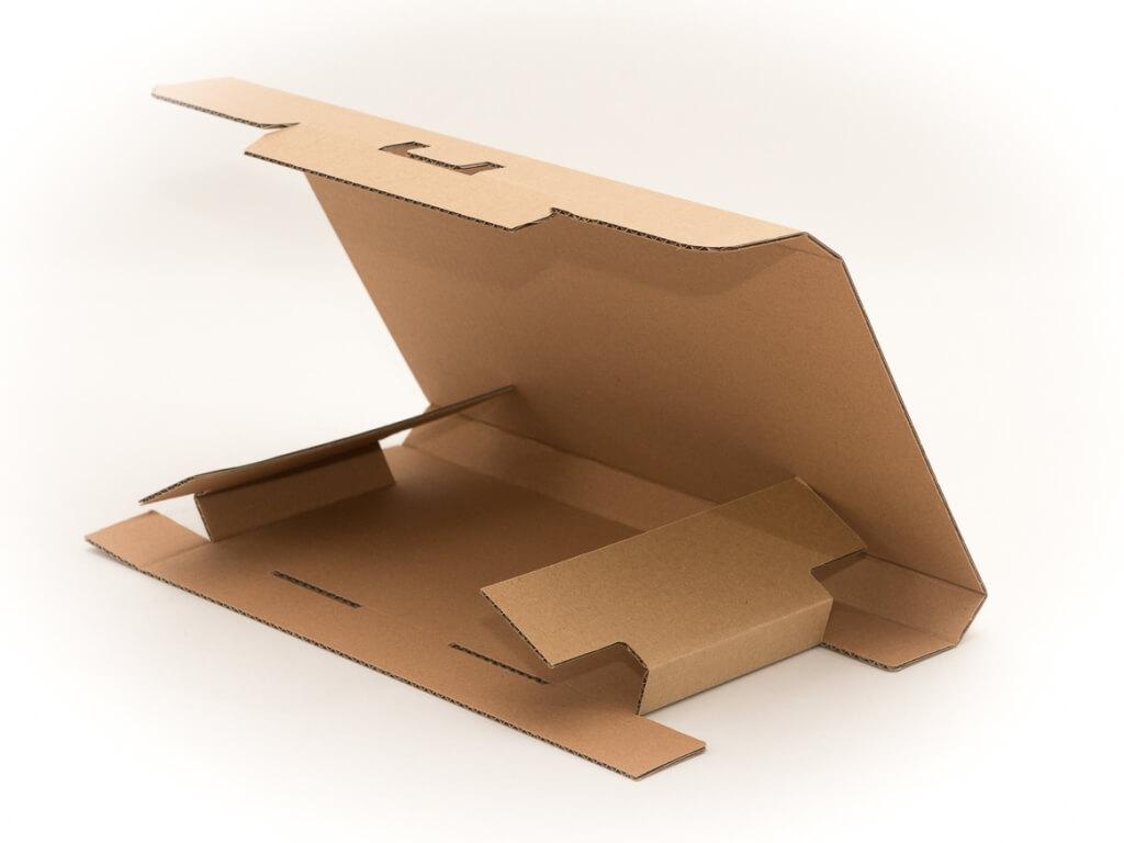 Versandverpackung Beispiel