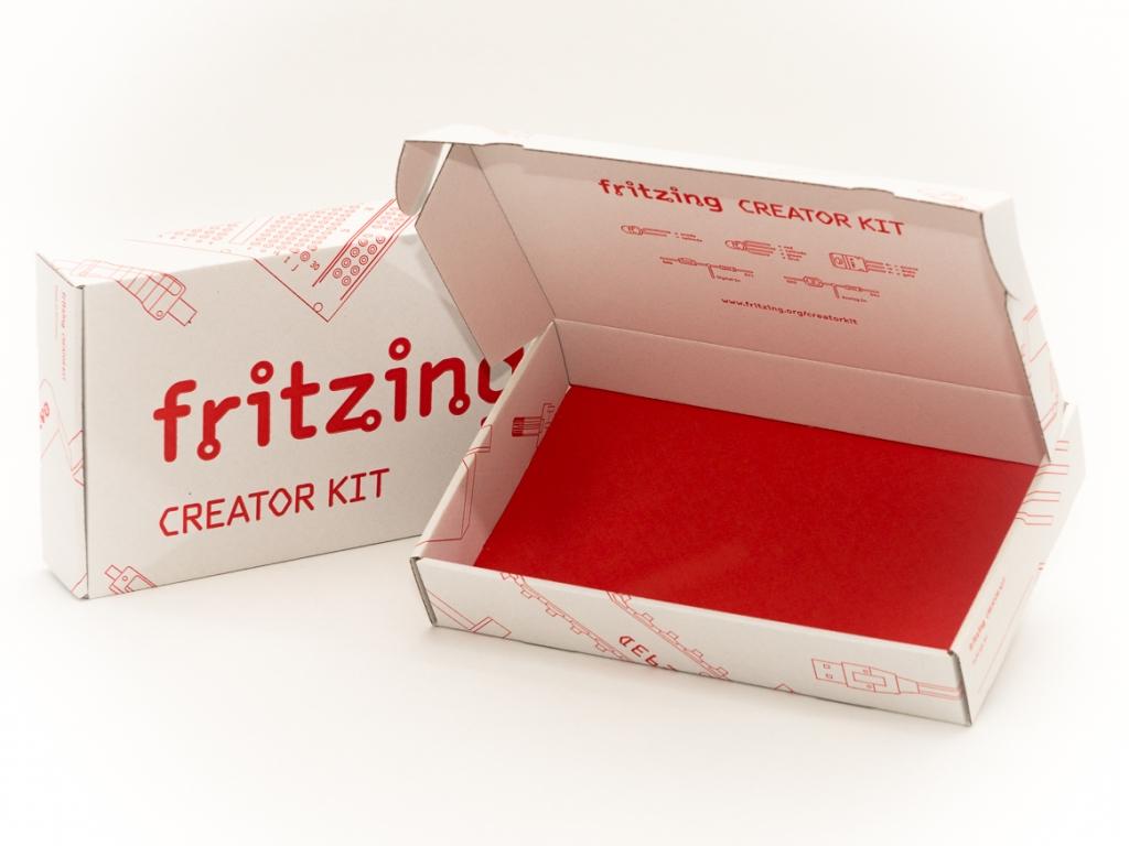Beispiel offset kaschierte Verpackung - Druck innen und außen
